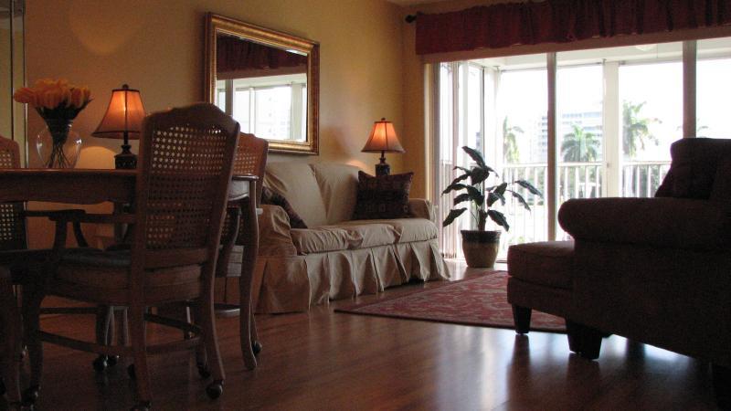 Living Room - Vanderbilt Beach Condominium - Naples - rentals