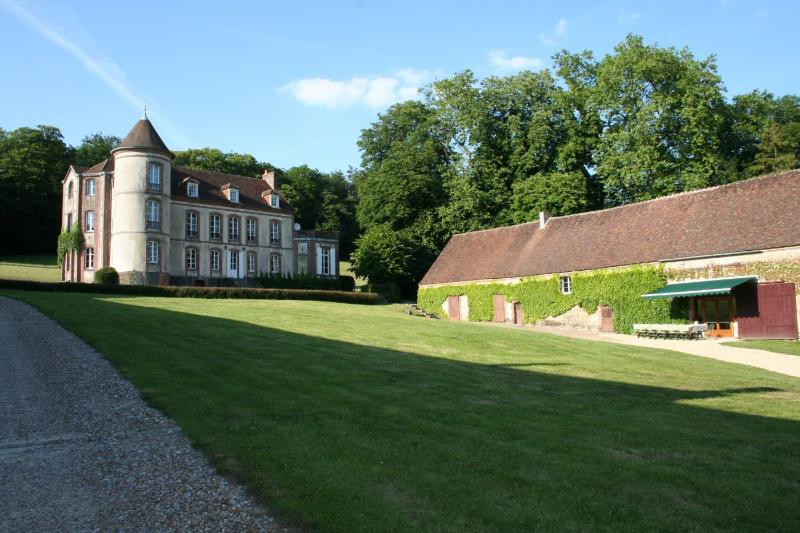 Chateau de Miserai - Chateau estate vacation rental 90 minutes from Paris - Orne - rentals