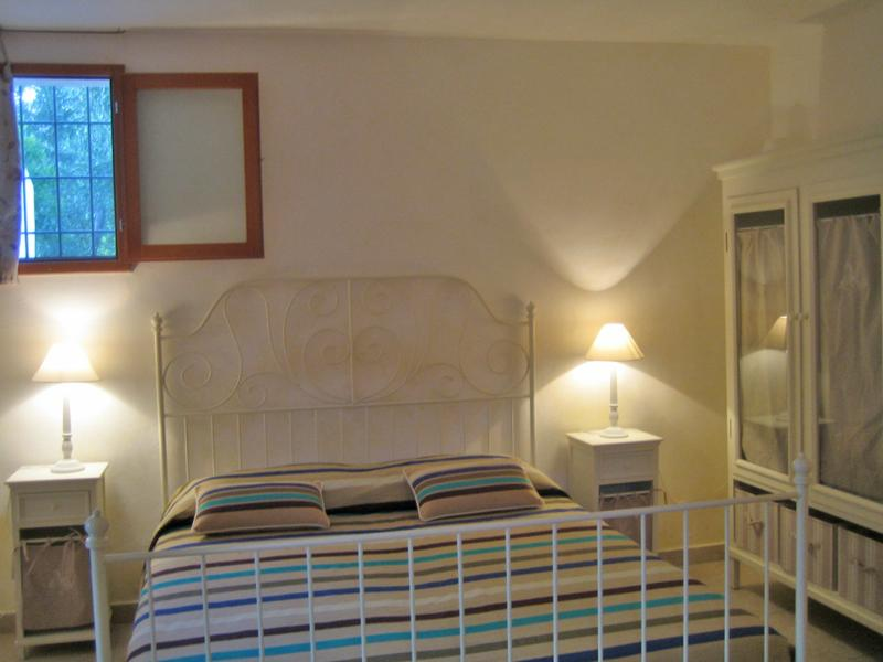 The bedroom at the ground floor - Casa Cerneglie with wonderful view - Rodi Garganico - rentals