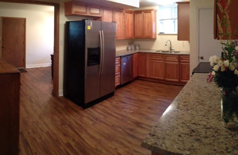 Kitchen w/SS appliances, Granite counters and Spacious! - Newly Renovated West Highlands Sweet Retreat! - Denver - rentals