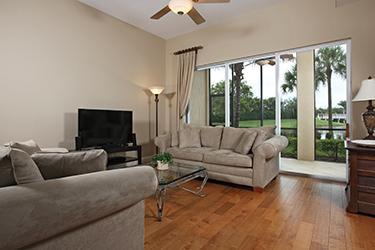 Living Room - Marengo at Fiddlers Creek - Naples - rentals