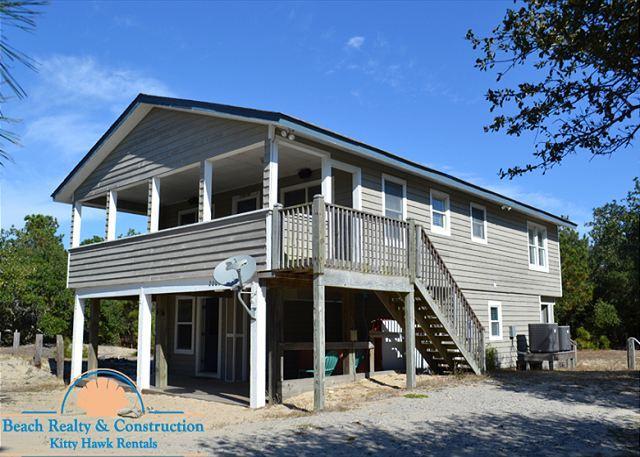 The Beach House 9000 - Image 1 - Carova Beach - rentals