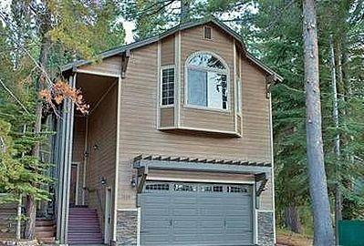 Front Entrance - Nottaway Retreat - South Lake Tahoe - rentals
