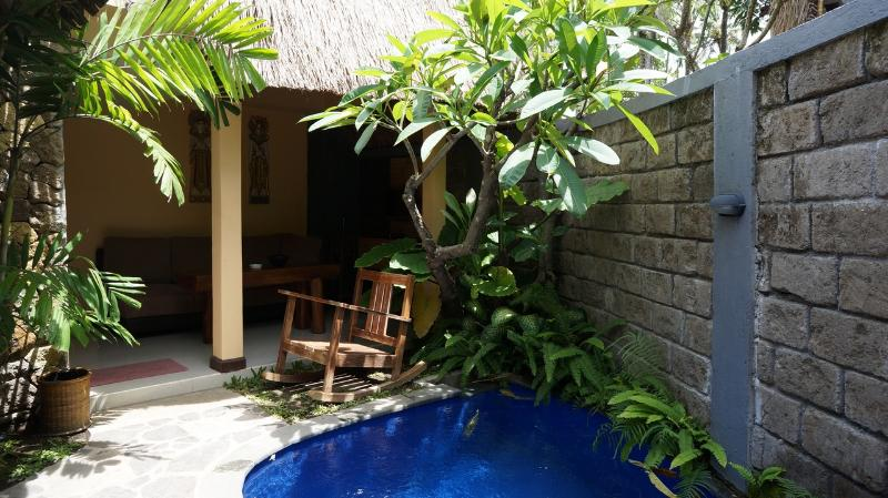 Private Pool - One Bedroom Pool Villa Residence Rental Near Sanur - Gianyar - rentals