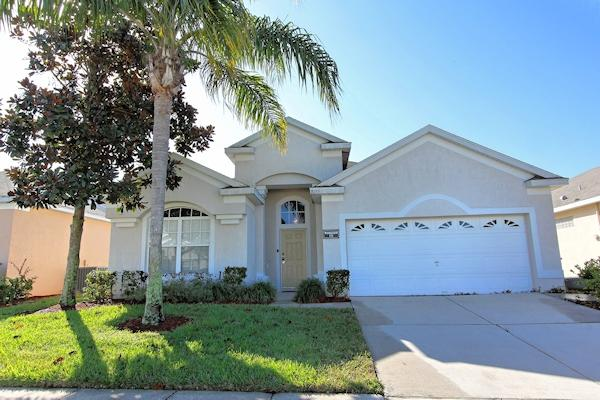 Magical Beginnings - 4 Bed Villa at Windsor Palms - Image 1 - Kissimmee - rentals