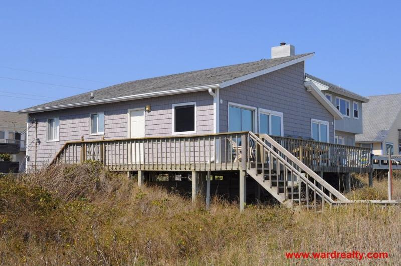 Oceanfront Exterior - Surf Club - Surf City - rentals