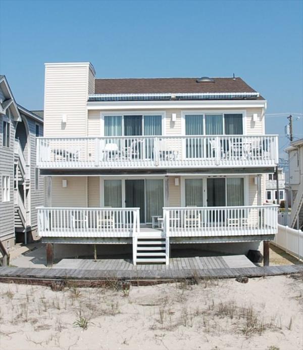 Beautiful Beach Front Second Floor Condo - 4223 Central Avenue 2nd 6375 - Ocean City - rentals