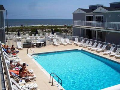1670 Boardwalk #8 1st floor 112602 - Image 1 - Ocean City - rentals