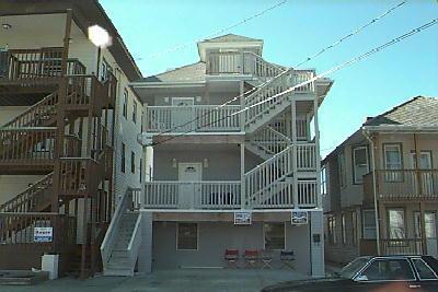 810 7th Street 3rd Floor 111723 - Image 1 - Ocean City - rentals