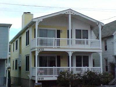 1450 Asbury 2nd Floor 112901 - Image 1 - Ocean City - rentals