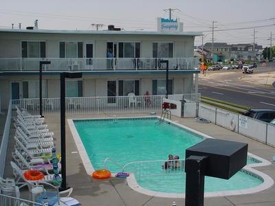 Seaspray Condo - 3313 Bay Avenue - Unit 1 114454 - Ocean City - rentals