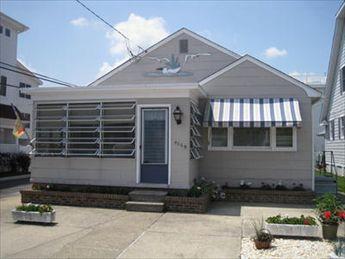 406 23rd Single Cottage 114491 - Image 1 - Ocean City - rentals