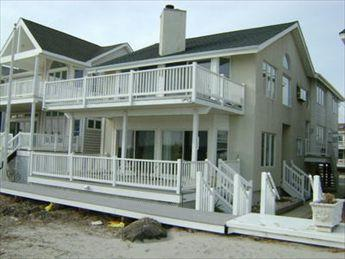 4529 Central taken from Beach - 4529 Central 1st 114667 - Ocean City - rentals