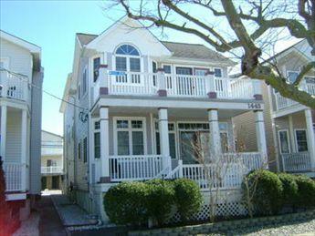 1443 Asbury Avenue 2nd Floor - 1443 Asbury Avenue 2nd 115367 - Ocean City - rentals