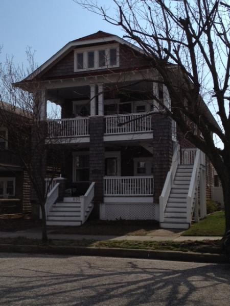 832 St Charles Place, 2nd & 3rd Floors 115385 - Image 1 - Ocean City - rentals