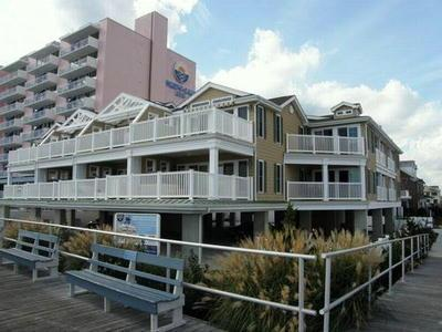 1500 Boardwalk 114331 - Image 1 - Ocean City - rentals