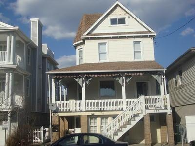 Front of House - 715 Moorlyn Terrace 1st 116455 - Ocean City - rentals