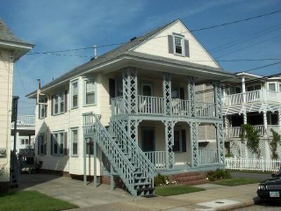 408 22nd Street 1st Floor 117366 - Image 1 - Ocean City - rentals
