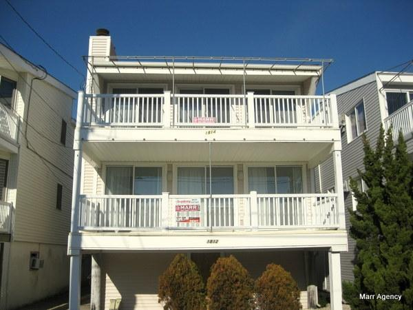 1814 Wesley Ave 2nd 113371 - Image 1 - Ocean City - rentals
