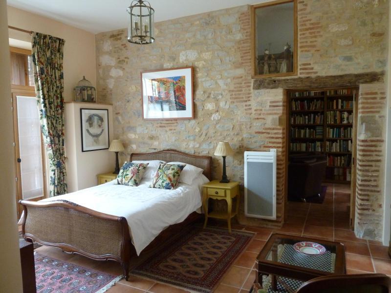 The chambre - Maison des Oiseaux - La Chambre - Cordes-sur-Ciel - rentals