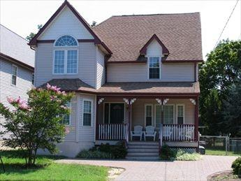 Beach House on Broadway 108585 - Image 1 - West Cape May - rentals
