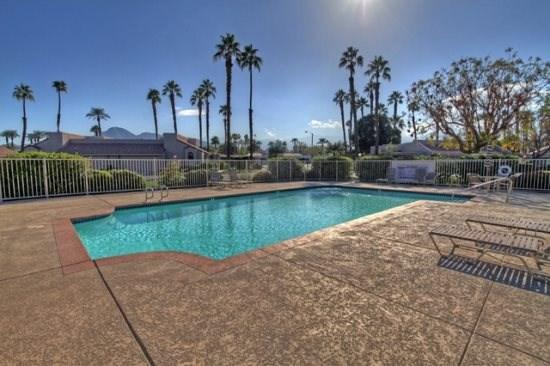 SANS955 - Valley Palms Country Club - 2 BDRM Plus Den, 2 BA - Image 1 - Palm Desert - rentals