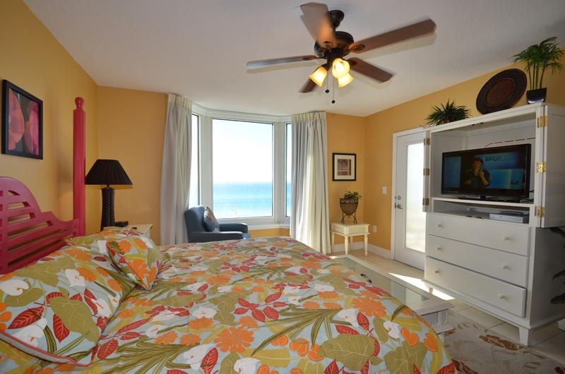 0525 Emerald Beach Resort - Spacious and Comfortable Gulf Front Condo at Emerald Beach - Panama City Beach - rentals
