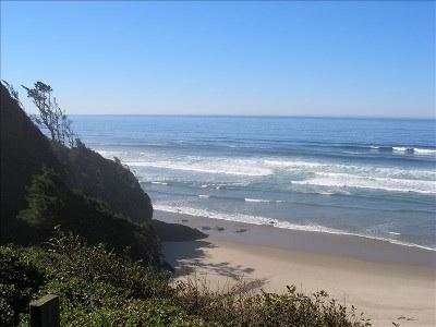 7Cs Oceanfront Cabin near Cannon Beach & Arch Cape - Image 1 - Arch Cape - rentals