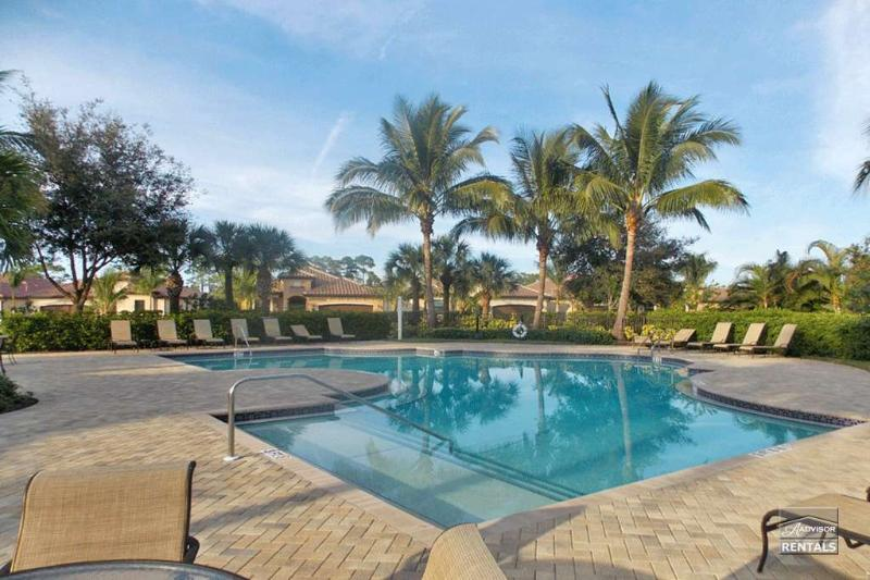 Large 2nd floor home in exclusive Fiddlers Creek with stunning lake views - Image 1 - Naples - rentals