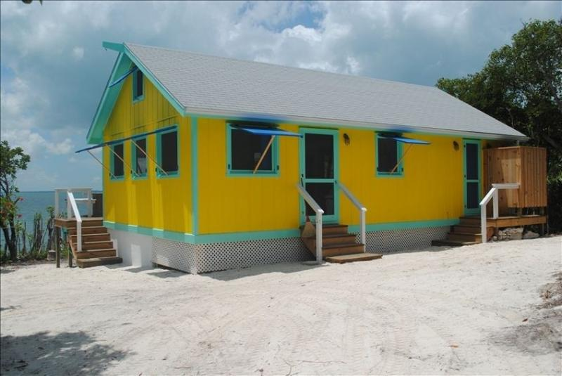 Crawl Bight Cottage - Crawl Bight Cottage on the Sea of Abaco, Guana Cay - Staniel Cay - rentals