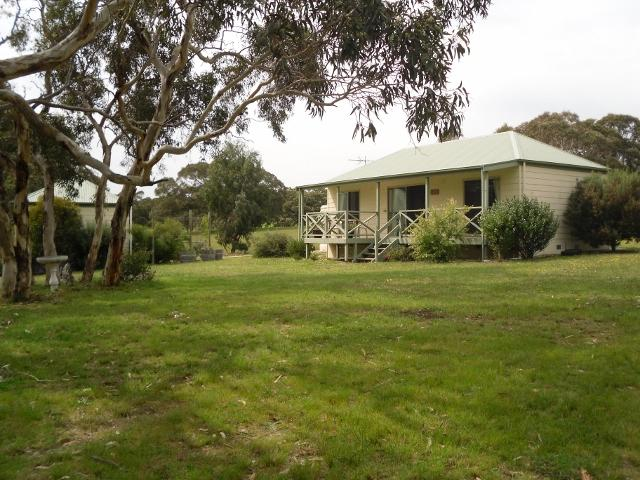 Grevillea and Lavender cottages - Self contained cottages on farm property - Currency Creek - rentals