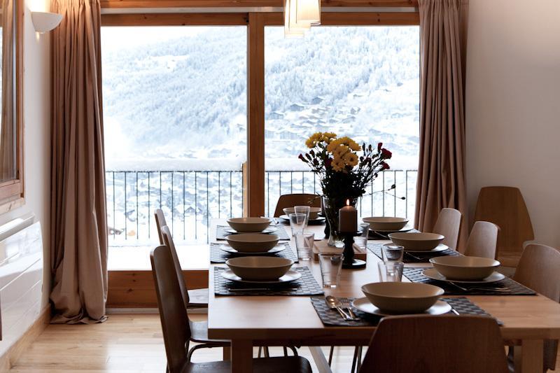 Chalet Charlie dining room - Chalet Charlie, Morzine - Montriond - rentals