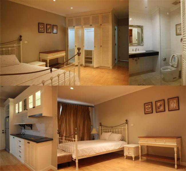 The Room - Beautiful interior Apartment for rent - Na Chom Thian - rentals