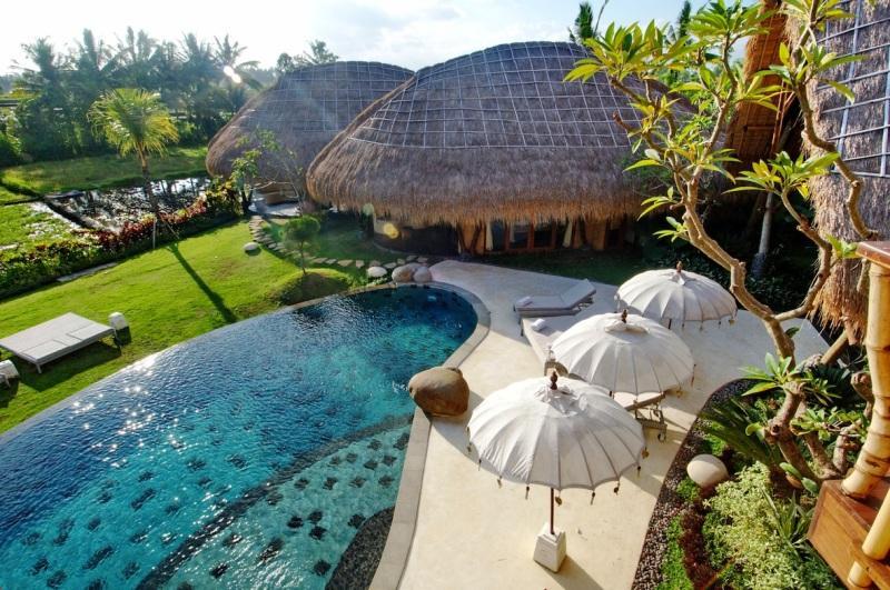 Villa Omah Padi - Panoramic private villa in Ubud - Image 1 - Ubud - rentals