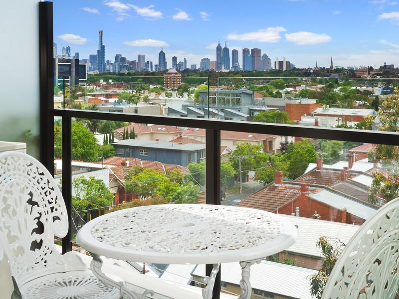 509/87 High St, Prahran, Melbourne - Image 1 - Prahran - rentals