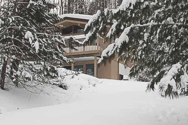 Ski Chalet In the Heart of Haliburton County - Image 1 - Eagle Lake - rentals