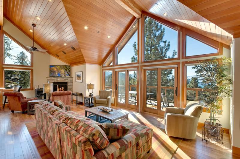 Exquisite Zephyr Heights Home with Home Theater and Unbeatable Lake Views (ZH05) - Image 1 - Zephyr Cove - rentals