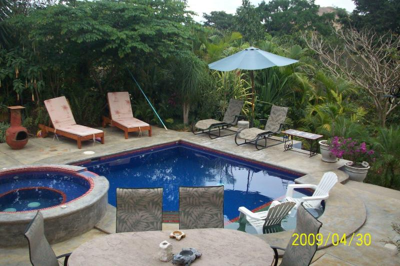 Private pool - Costa Rica charming guest house w/ pool in resort - Naranjo - rentals