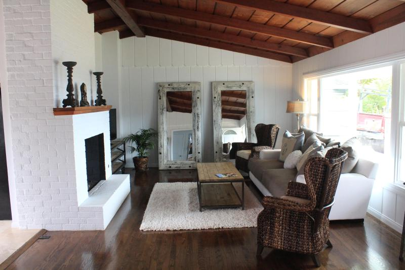 Living Room - Brand New Listing!! Steps to the Sand!! - Carlsbad - rentals