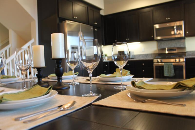 Elegant Dining - Brand New 3 Bed + 3.5 Bath near Palo Alto - Mountain View - rentals