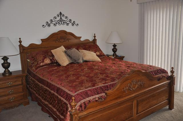 Large King bedroom - # X11 The Sports Village - Saint George - rentals