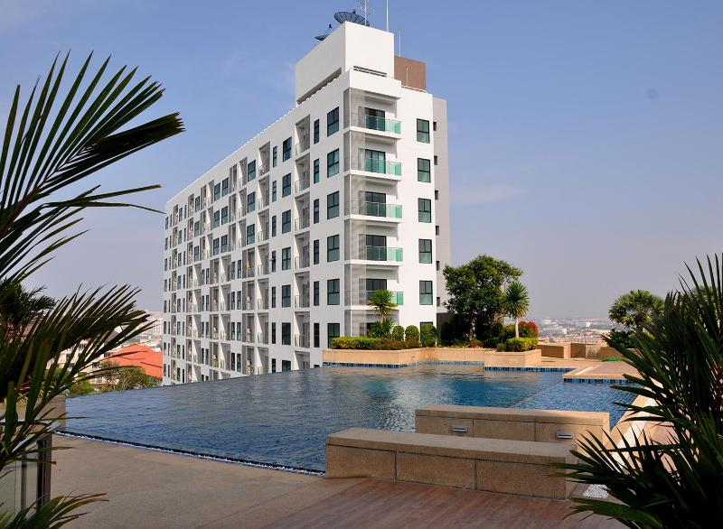 Appartement The Axis with 2 bedrooms - Image 1 - Ko Lan - rentals
