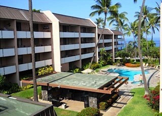 Ocean Views from Lanai - Ocean Views from 2 Bed, 2 Bath across the street from White Sands Beach!-WSV 210 - Kona Coast - rentals