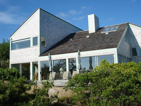 Contemporary Home Overlooking the Bay (1679) - Image 1 - Wellfleet - rentals