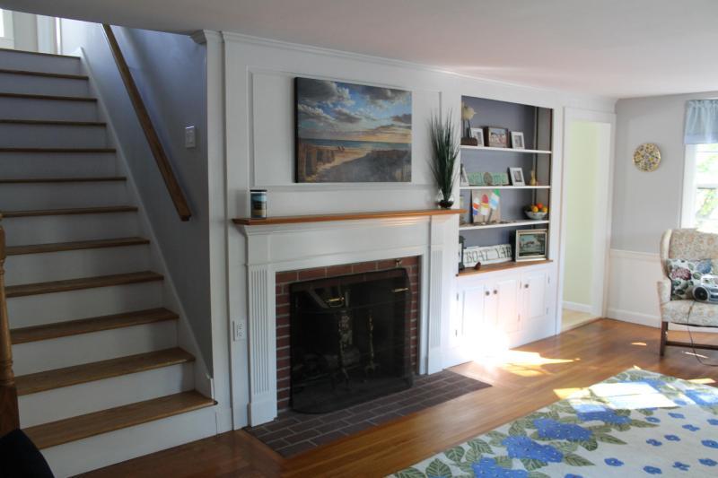 First Floor Living room - Summer Days on Cape Cod - Harwich Port - rentals