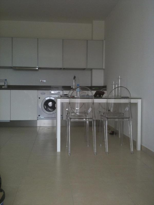 Dining area - Contemporary 3 double bedroom apartment - Tersefanou - rentals