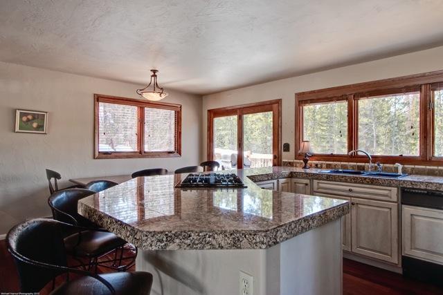 Kitchen - Private Breckenrdge house, great mountain views - Breckenridge - rentals