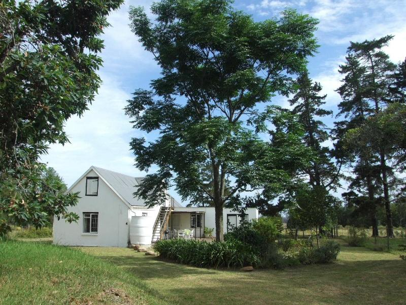 Arriving at the cottage - Phantom Acres Cottage - Knysna - rentals