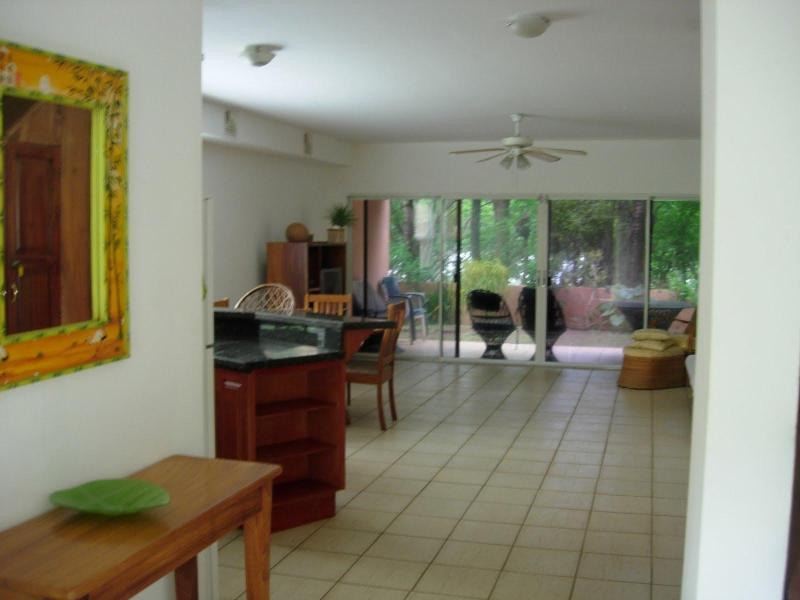 from the front door - On the Beach 2bedroom/2.5bathroom - Tamarindo - rentals