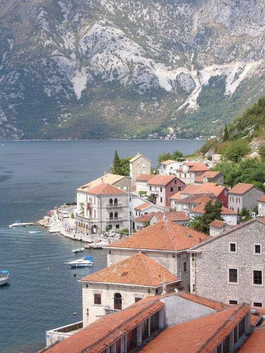 exterior - Seafront Stone House in Perast - Kotor - rentals